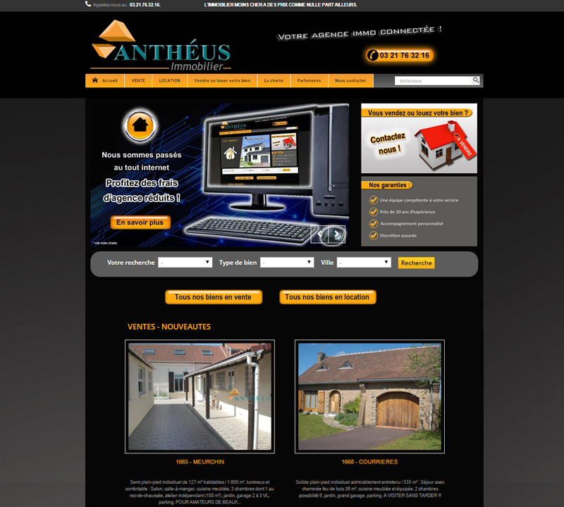 Antheus-immobilier