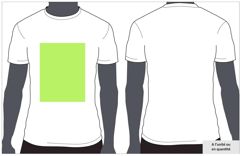 Tee shirt personnalisé à Arras en 24 heures !