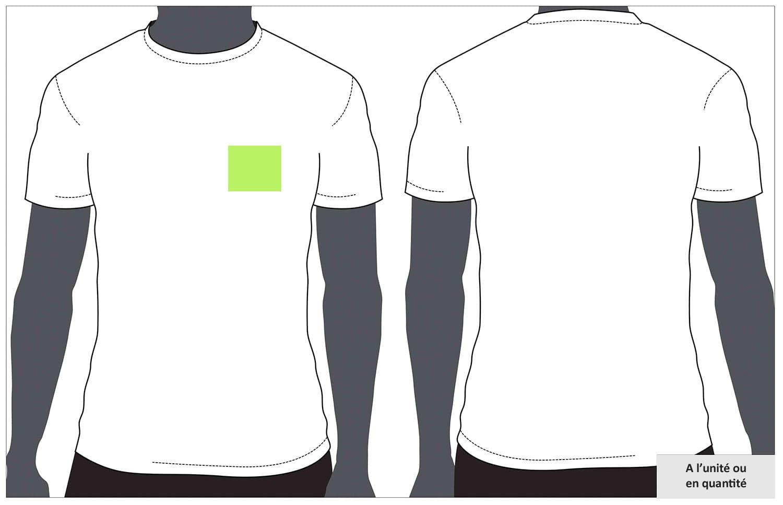 Tee shirt personnalisé à Maroeuil