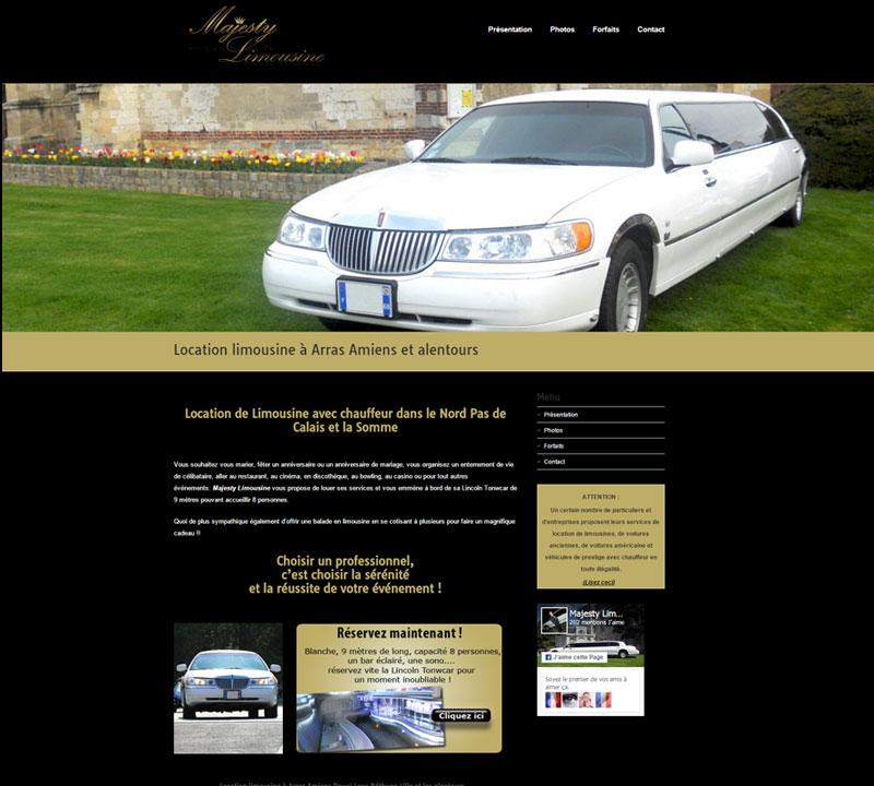 Majest-limousine