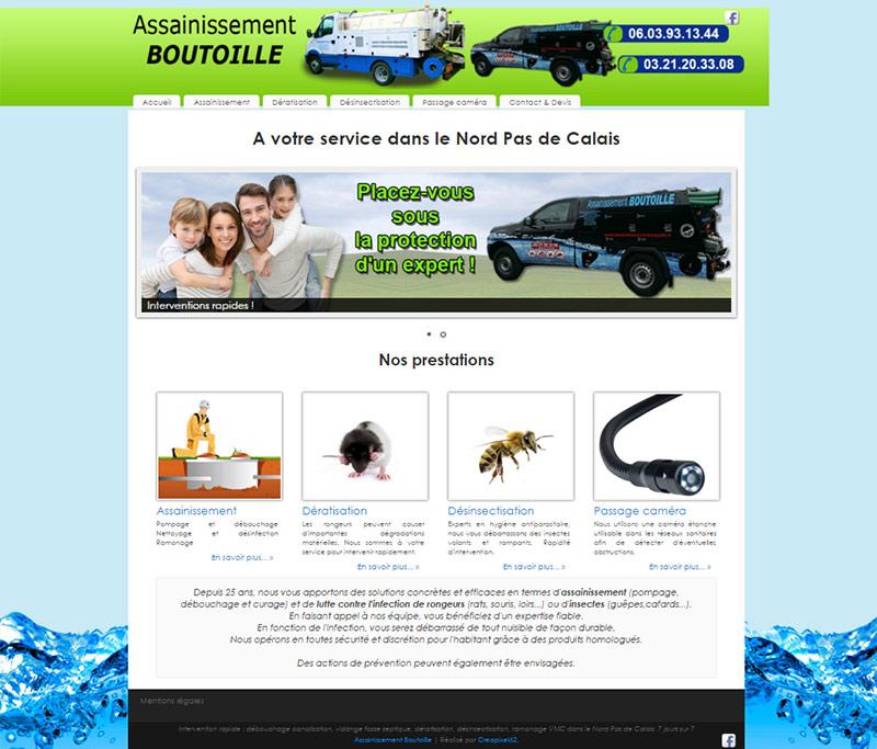 Assainissement-Boutotille