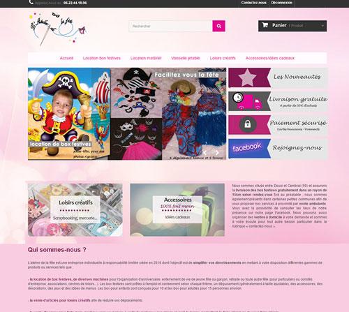 Création de site internet à Douai Cambrai