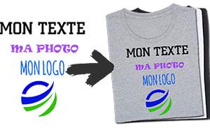 impression de tee-shirts personnalisés à Arras