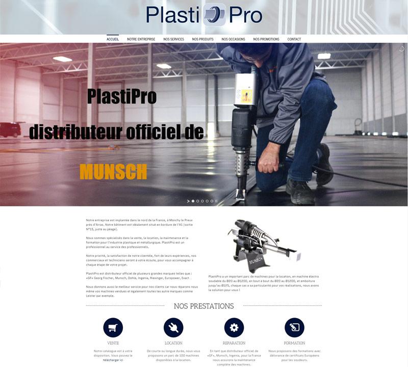 Création de site web à Monchy le Preux