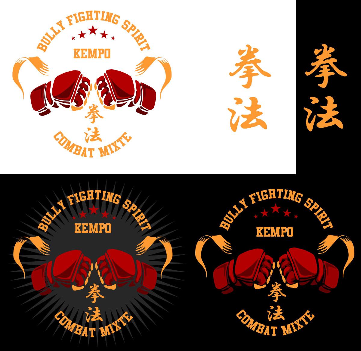 Création de logo association sportive à Bully Les Mines