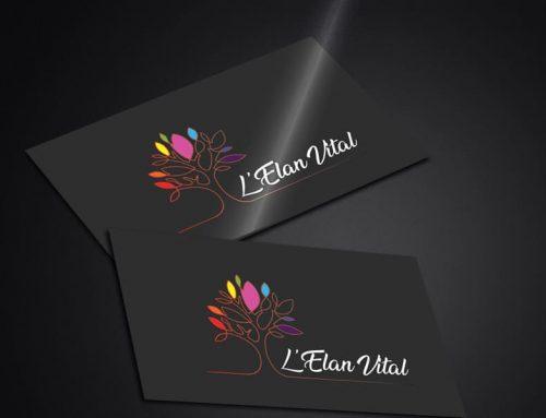 Création de logo pour Réflexologie Plantaire à Arras